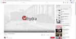 Hydra webinars on youtube