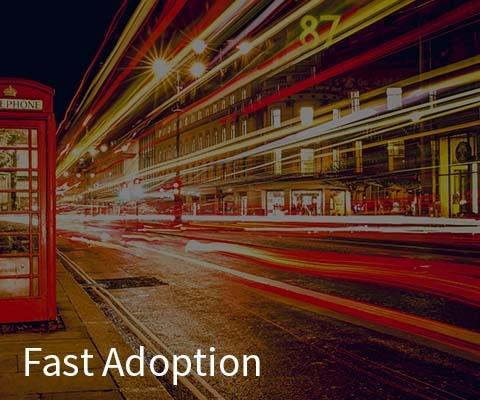 Fast Adoption