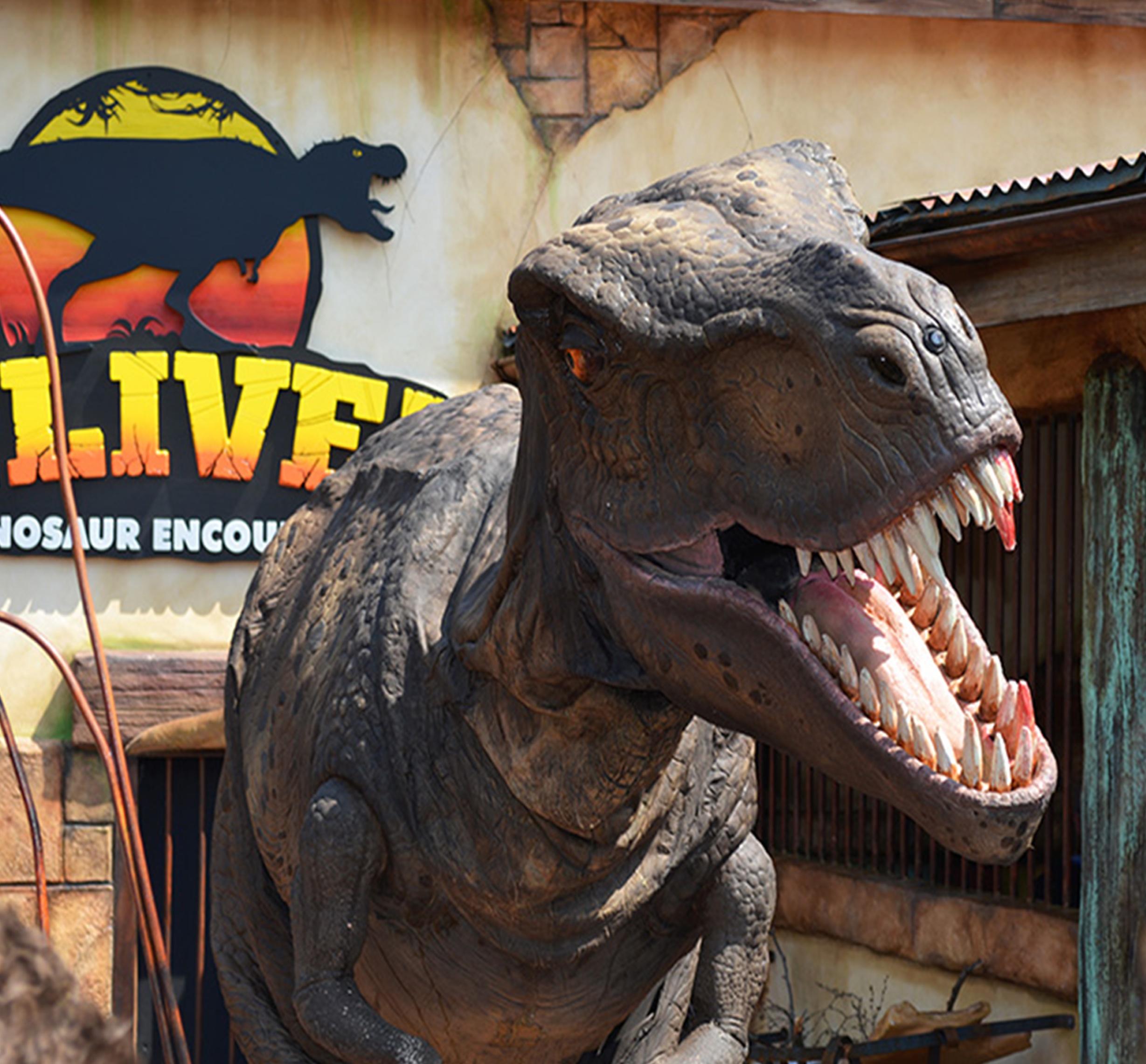Themesparx T Rex image