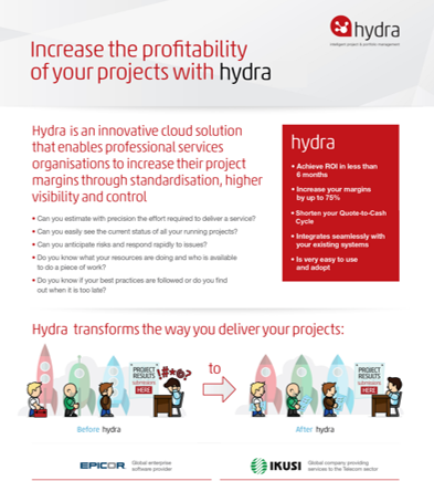 Hydra Project Management Solution