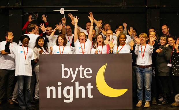 Hydra supports Byte Night 2017
